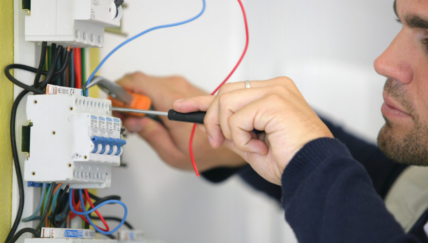électricien professionnel