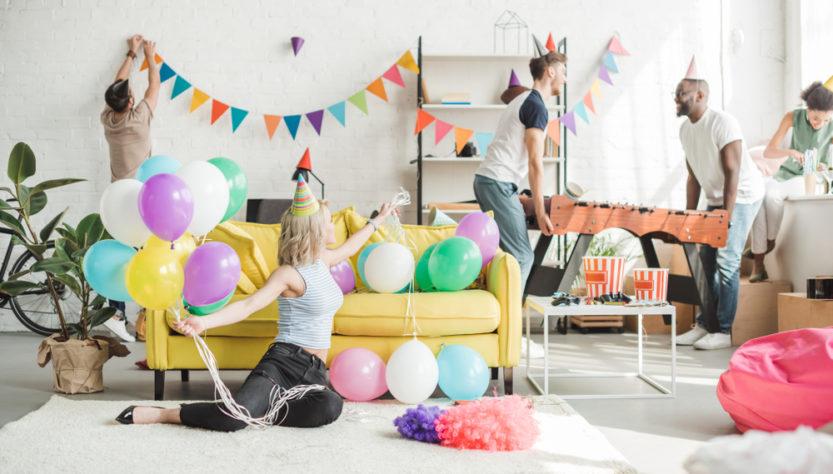 décoration fête